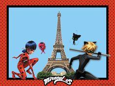 Miraculus Lady Bug http://inspiresuafesta.com/miraculous-ladybug-kit-digital-gratuito/