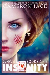 Insanity: The Complete Books 1-3 by Cameron Jace ebook deal