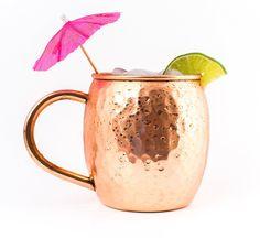 MKC - Solid Copper Mugs - 16 Oz Hammered Moscow Mule Copper Mugs - Moscow Mule Mugs and Recipes Hammered Copper Mugs, Solid Copper Mugs, Pure Copper, Copper Cups, Moscow Mule Drink, Copper Moscow Mule Mugs, Spirit Glasses, Shot Glass Set, Mug Recipes