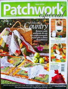 Revista de patchwork country