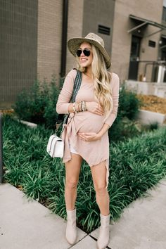 Maternity fashion | Bump style | Summer maternity outfit