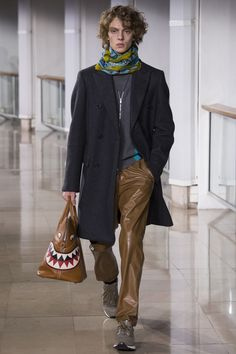Hermès Fall 2016 Menswear Collection Photos - Vogue