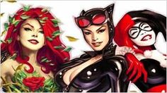 RUMOR: Megan Fox podría ser Hiedra Venenosa en 'Gotham City Sirens'