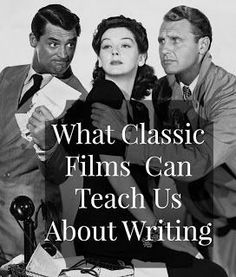 Georgie Lee - Writing to the Sound of Legos Clacking: What Classic Hollywood Can Teach Us About Writing