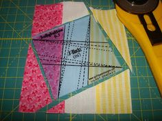 TLC Stitches: X-Blocks Tutorial