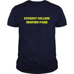 I Love EVEREST COLLEGE BEDFORD PARK Shirts & Tees