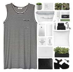 """""""how long does famous last?"""" by dr0ps-of-jup1ter ❤ liked on Polyvore featuring Zimmermann, 3.1 Phillip Lim, Frette, ASOS, Maison Margiela, Lux-Art Silks, Fresh, Trish McEvoy, Korres and Christy"""