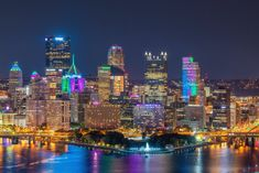Pittsburgh, Green Building, Breast Cancer Awareness, Light Up, The Incredibles