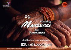 Satu lagi kesempatan TRIP kecee dari tukangjalan.com Full Explore Suku Mentawai  with @barrykusuma   Melihat lebih dekat, Merekam aktifitas mereka sehar-hari dan tinggal dengan mereka.   Tanggal Keberangkatan :  5-9 Agustus 2016  For details/reservation /private trip arrangement please mail to tuk4ng.jalan@gmail.com Call : 085810697553 081315890191 WA : 085810697553 / 087808116852 Line : @tukangjalan