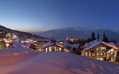 Luxury Ski Chalet, Chalet Ormello, Courchevel 1850, France, France (photo#4889)