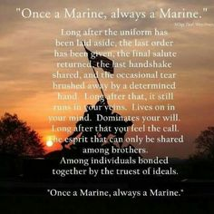 Heaven's gate is guarded. OOOH RAH! | Once a Marine, Always a ...