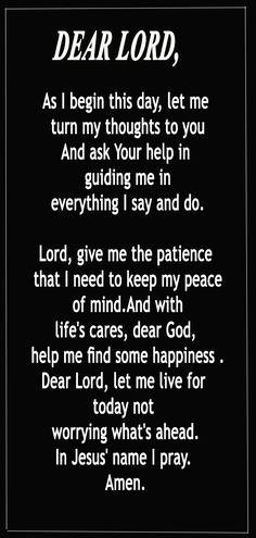 Say This Powerful Prayer Every Morning - Catholic Herald Jesus Prayer Scriptures, Bible Prayers, Faith Prayer, God Prayer, Prayer Quotes, Power Of Prayer, Bible Verses Quotes, Faith Quotes, Religious Quotes