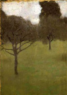 Obstgarten 1898, Klimt