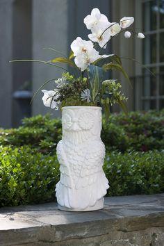 Hootie Owl Vase