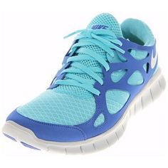 Women's running - Nike Free Run+ 2.  Perfect for spring!