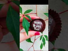 Vegan Chocolate. Personalized. Handmade. USA. Free shipping worldwide. Gluten free - YouTube Artisan Chocolate, Chocolate Box, Vegan Chocolate Truffles, Personalised Chocolate, Handmade Chocolates, Free Youtube, Happy Birthday, Gluten Free, Facebook