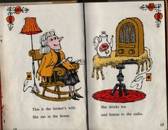 Lucille An I Can Read Book - Arnold Lobel - 1964 - Vintage Kids Book