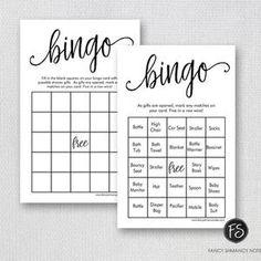 Baby Shower Find The Guest Bingo Baby Bingo Cards Baby | Etsy Bingo Baby Shower, Baby Shower Prizes, Baby Bingo, Fun Baby Shower Games, Baby Shower Cards, Baby Shower Printables, Boy Shower, Shower Gifts, Bingo Games