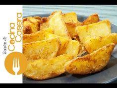 Patatas deluxe caseras tipo MacDonald´s | Recetas de Cocina Casera - Recetas fáciles y sencillas