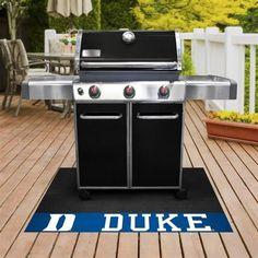 Duke University Blue Devils Grill Pad Mat