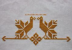 Hand Embroidery Videos, Embroidery Art, Embroidery Stitches, Punch Needle, Couture, Cross Stitch, Carpet, Birds, Crochet