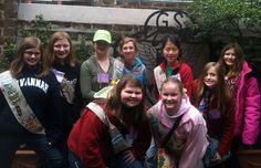 Girl Scouts' Savannah Trip Coldest on Record
