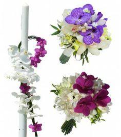 Pachet floral lumanari dendrobium alb phalaenopsis alb Flower Arrangements, Wedding Flowers, Plants, Floral Arrangements, Plant, Planets, Bridal Flowers