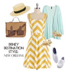 In the South Land, there's a city, way down on the river… called New Orleans!
