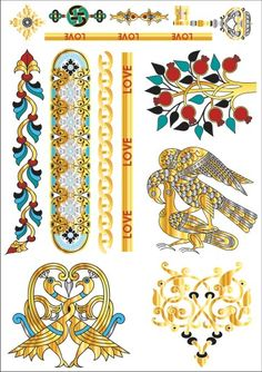 Armoushig colour temporary metallic gold tattoos by Anoush Gold Tattoo, Metal Tattoo, Armenian Alphabet, No Regrets Tattoo, Armenian Culture, Temp Tattoo, Temporary Tattoo Designs, Tattoo Removal, Mellow Yellow