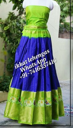 New arrival of pochampally ikkat pure silk lehengas Pochampally ikkat pure silk lehengas Available in stock For more details call or WhatsApp at +91-7416337416 #ikkat #ikat #ikkath #ikkatsilk #ikatsilk #ikkatpattu #ikatpattu #pochampally #ikkatsarees #ikatsarees #ikatdupattas #ikkatchunni #ikkatdupattas #duppatas #ikatlehengas #ikkatlehengas #ikkatlehangas #ikatlehangas #traditional #world #indian #bridal #pooja #special #bangalore #vijayawada #guntur #nellore #ongole #handloom #india…