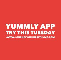 Yummly App – Journey With Healthy Me
