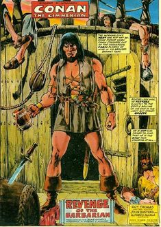 ROBT E HOWARD/'S CONAN THE GREAT by LEONARD CARPENTER TOR AF//VG KEN KELLY