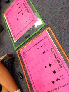 Teachable Moments: Numeral Identification in Kindergarten