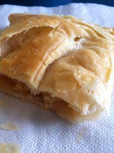 Saccottini con ripieno croccante, ricetta dolce
