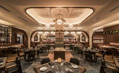 Chicago's leading restaurant group, Boka is staking its claim to the city's flourishing Fulton Market neighbourhood with the launch of Swift & Sons. Housed in a former cold-storage facility, the swanky steakhouse – named for meatpacking pion...