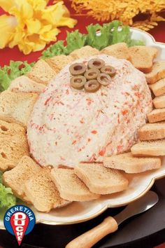 Mousse de Surimi http://www.duche.com/recetas/23/surimi.html