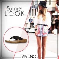 ¡Encuentra los zapatos que van mejor con tu look este verano!