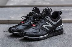 los angeles 1ecfb 24ade New Balance Is Releasing a Black Panther Inspired Sneaker Calzado  Masculino, Botas, Zapatillas Hombre