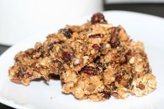 Diet OAMM: Nutrient Packed Breakfast Bars Healthy Recipe favorite-recipes fitness fitness better-body workout workout