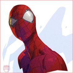 """Spider-Man by Coran """"Kizer"""" Stone *"""