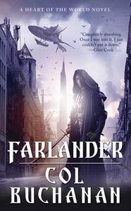 Col Buchanan Farlander...Great sci-fi, post apocalyptic