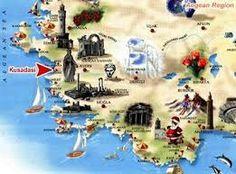 türkiye haritası tarihi yerler ile ilgili görsel sonucu
