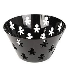 75b458920c ALESSI Girotondo coloured-steel fruit holder (Black Selfridges Fruit  Houder, Hedendaags Design