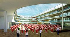 school architecture - Buscar con Google