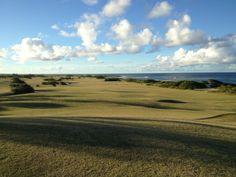 Kahuku golf course - Oahu, Hawaii