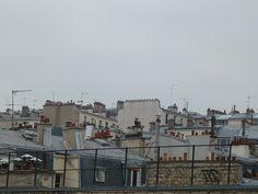 Montmartre - Roofs