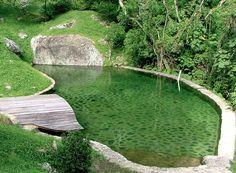 piscina-natural-paisagismo-arquiteto-designer-carlos-motta-casa-de-campo-pedras (Foto: Divulgação)