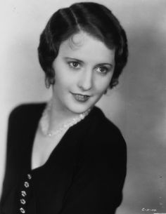 """Barbara Stanwyck in """"Ten Cents a Dance""""at the New Fillmore Theatre, June 14th, 1931."""