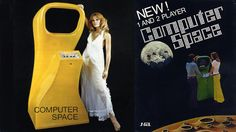 Computer Space video game