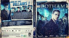 Gotham Season 02 Blu-ray Custom Cover